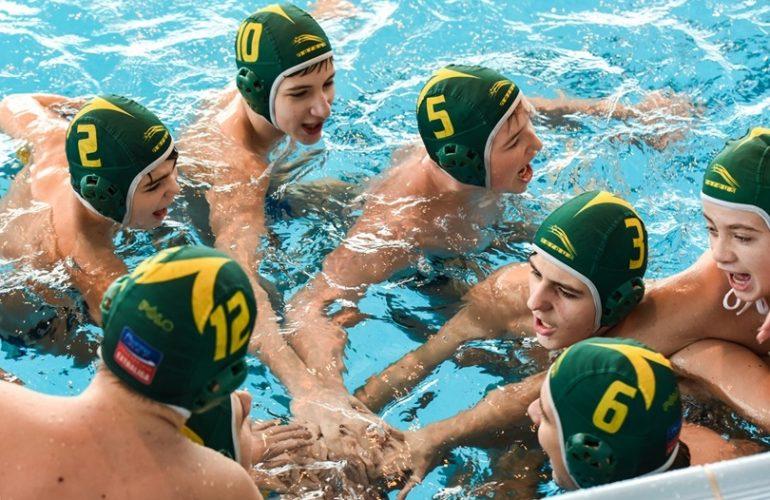 Plavecká škola, v ktorej sú úspechy na 2. mieste