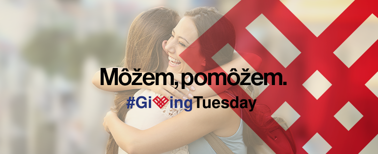 Black Friday má konkurenciu. Giving Tuesday propaguje nezištnú pomoc