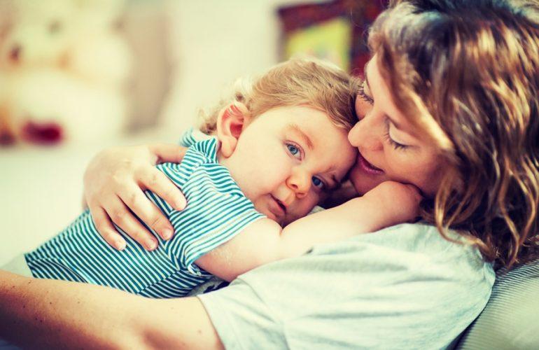 Mama so silou draka: Po pôrode zo života predtým neostalo nič